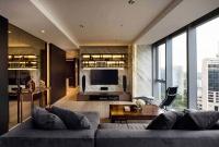 Flexible Construction Modern Lounge Room