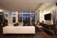 Flexible Construction Modern Luxury Lounge Room