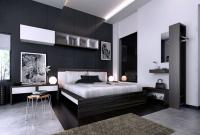 Flexible Constructions Modern Luxury Bedroom